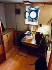 ship's cabin